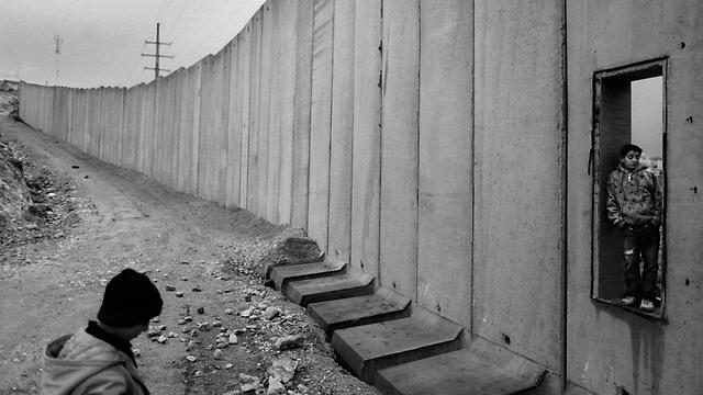 חרם בינלאומי על מה שנמצא מעבר לקו הירוק (צילום: AP) (צילום: AP)