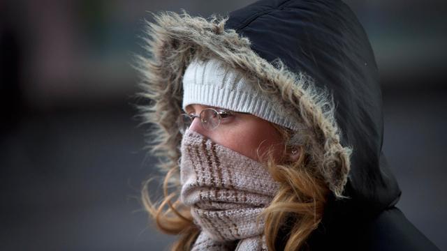 כשטמפרטורת הגוף יורדת מתחת ל-35 מעלות, יש סכנה להיפותרמיה (צילום: רויטרס) (צילום: רויטרס)