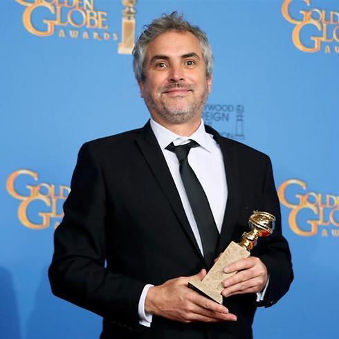 """אלפונסו קוארון. זוכה פרס הבימוי על """"כוח משיכה"""" (צילום: רויטרס) (צילום: רויטרס)"""