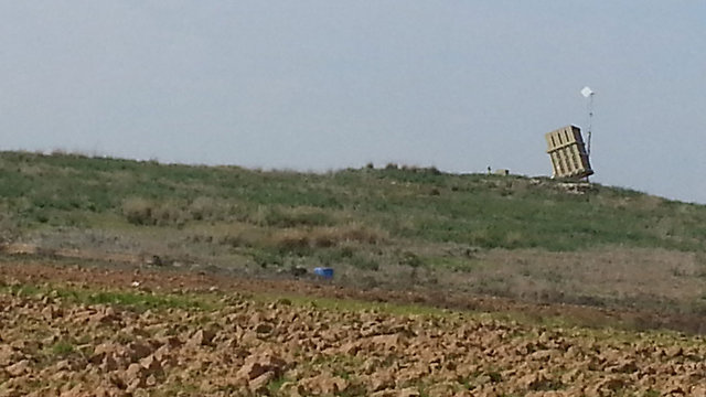 The Iron Beam will compensate for the short-range deficiencies of the Iron Dome (Photo: Barel Ephraim)