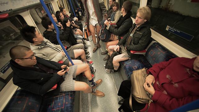 לונדון (צילום: MCT) (צילום: MCT)