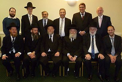 Manchester Beth Din's Eruv Committee