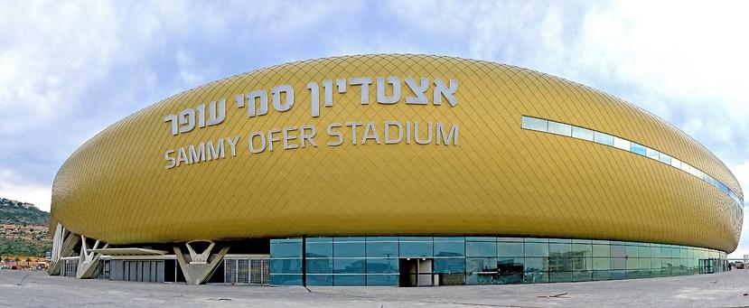 אצטדיון סמי עופר. חשדות לגבי תקינות המכרזים (צילום: צבי רוגר, עיריית חיפה)