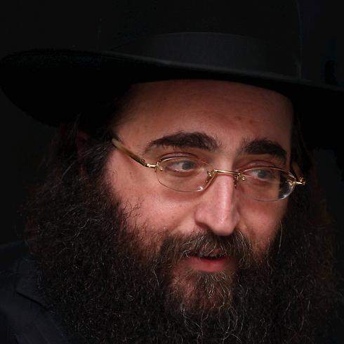 הרב יאשיהו פינטו. כתב אישום חמור (צילום:  גדי קבלו)