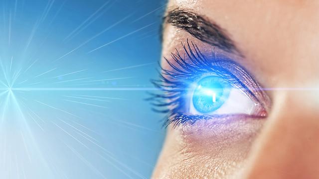 98.5% מהמנותחים (קוצר ראייה עד מינוס 6) יעברו ניתוח לייזר בהצלחה (צילום: shutterstock) (צילום: shutterstock)