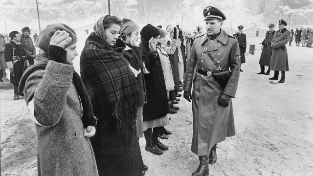 Spielberg's 'Schindler's List.' Opened door for 'as many testimonies as humanly possible'