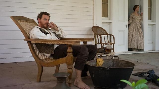 """מייקל פאסבנדר ב""""12 שנים של עבדות"""". דמות מתוסבכת ()"""