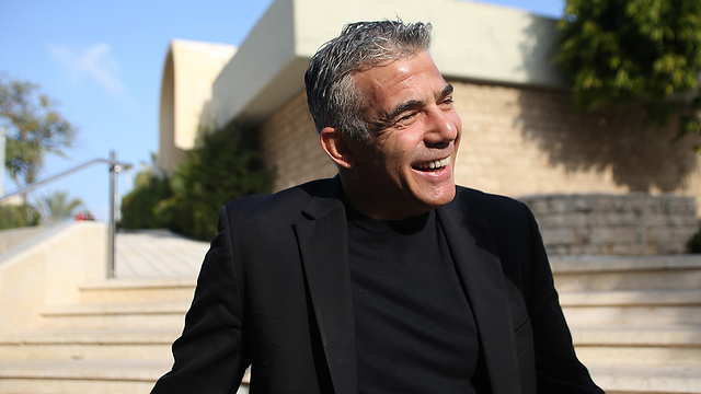 Lapid: Won't allow a non-democratic Israel (Photo: Yaron Brener)