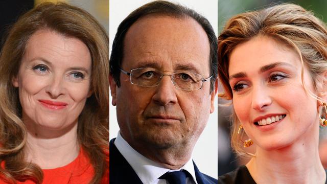 מימין לשמאל: גאייה, הולנד וטרירוויילר (צילום: AFP, MCT) (צילום: AFP, MCT)