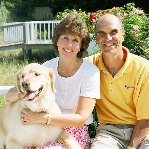בעלי כלבים נהנים מלחץ דם נמוך יותר ורמות נמוכות של כולסטרול וטריגליצרידים (צילום ויז'ואל/פוטוס) (צילום ויז'ואל/פוטוס)
