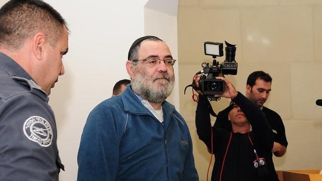דהאן, היום בבית המשפט   (צילום: הרצל יוסף) (צילום: הרצל יוסף)