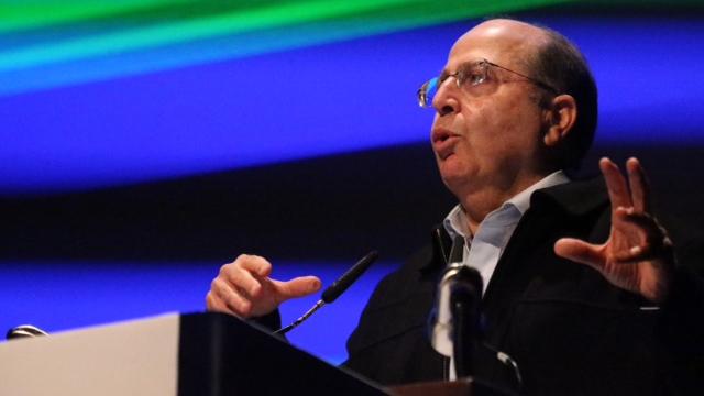 Defense Minister Moshe Ya'alon (Photo: Motti Kimchi)