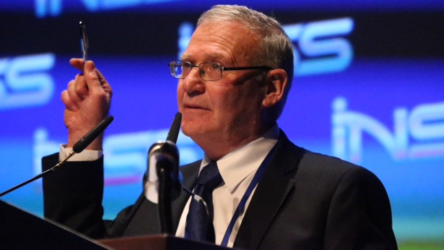 Former Military Intelligence chief Amos Yadlin (Photo: Motti Kimchi)
