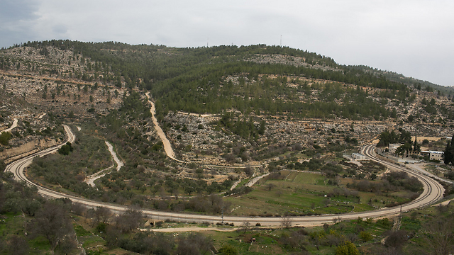 The West Bank village of Battir (Photo: Ohad Zwigenberg)