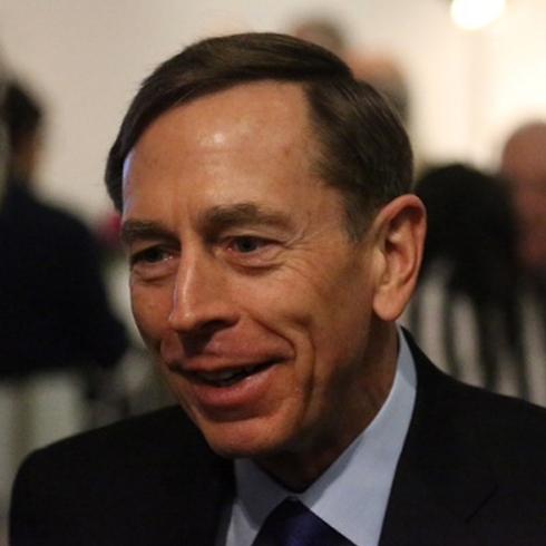 David Petraeus (Photo: Motti Kimchi)