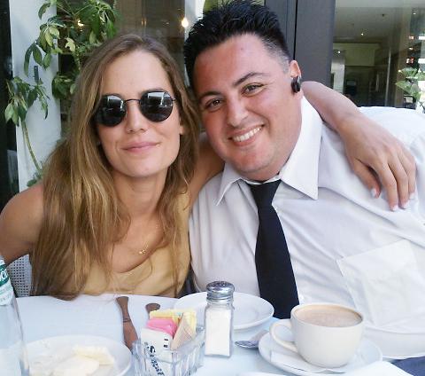 עם דנה פרידר