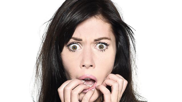 האישה הזאת מוציאה אותי מדעתי! (צילום: Shutterstock) (צילום: Shutterstock)