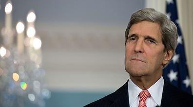 US Secretary of State John Kerry (Photo: AFP)