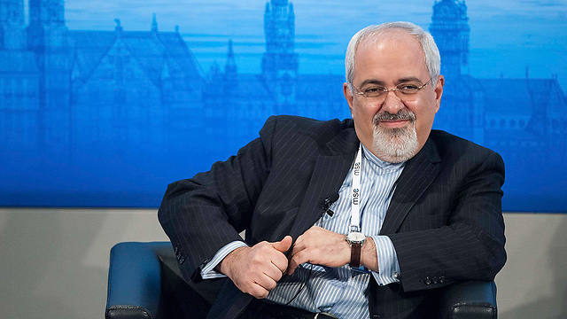 Iranian Foreign Minister Zarif (Photo: Reuters) (Photo: Reuters)