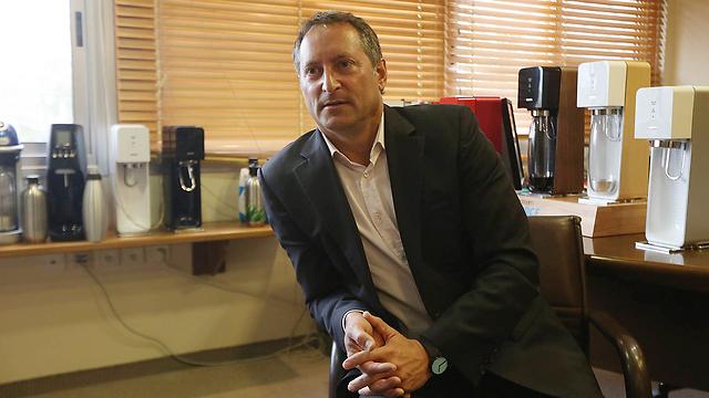 SodaStream CEO Daniel Birnbaum (Photo: Gil Yochanan)