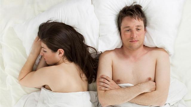סקס יכול למנוע את הדיכאון המלווה לכאבי הגב (צילום: shutterstock) (צילום: shutterstock)