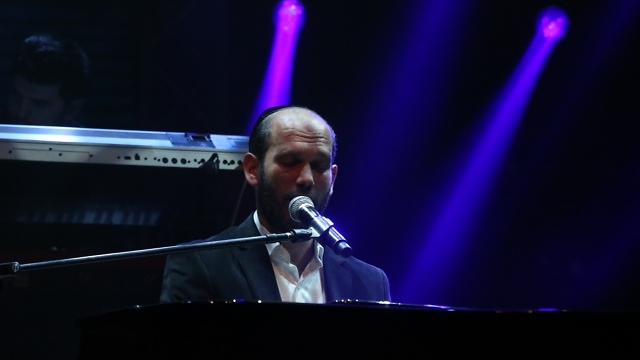 יונתן רזאל. זכה על שיר השנה (צילום: מוטי קמחי) (צילום: מוטי קמחי)