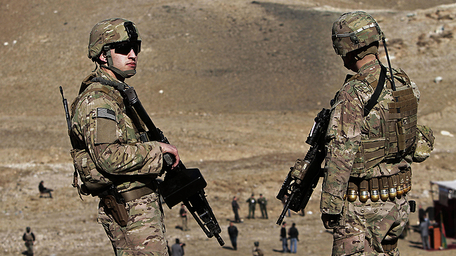 American soldiers in Afghanistan (Photo: AP/Archive)