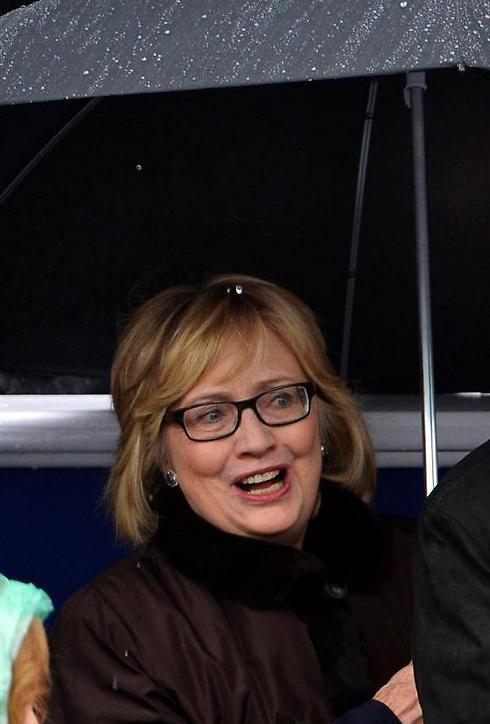 תהיה ראשונה כשתהיה נשיאה? קלינטון במקום השישי (צילום: רויטרס) (צילום: רויטרס)