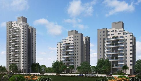 פרויקט פרשקובסקי בשכונה הירוקה בבאר יעקב