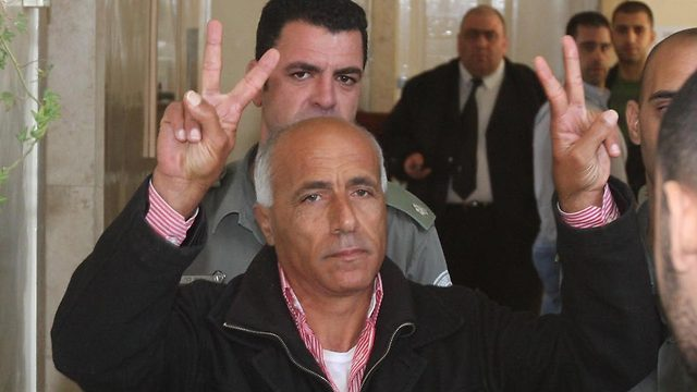Israeli nuclear whistleblower Mordechai Vanunu (Gil Yohanan) (Photo: Gil Yohanan)