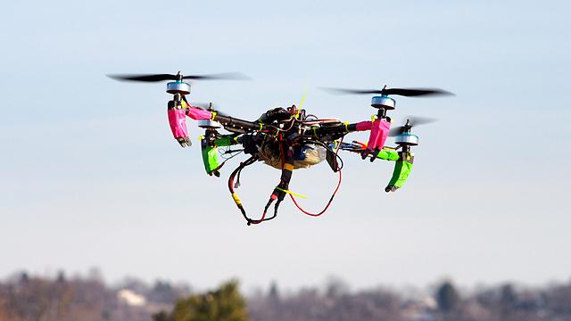UAE set to have UAVs delivering parcels (Photo: AFP)