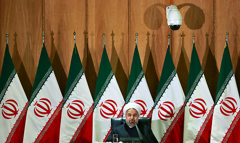 President Rouhani (Photo: AP)