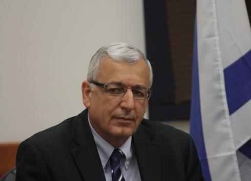 """מנכ""""ל הביטוח הלאומי, פרופ' שלמה מור-יוסף (צילום: אלכס קולומויסקי) (צילום: אלכס קולומויסקי)"""
