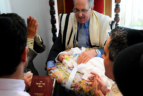 Circumcision (Photo: AP)