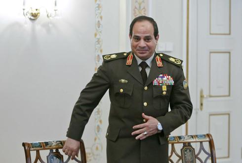 Abdel Fattah al-Sisi (Photo: AP)
