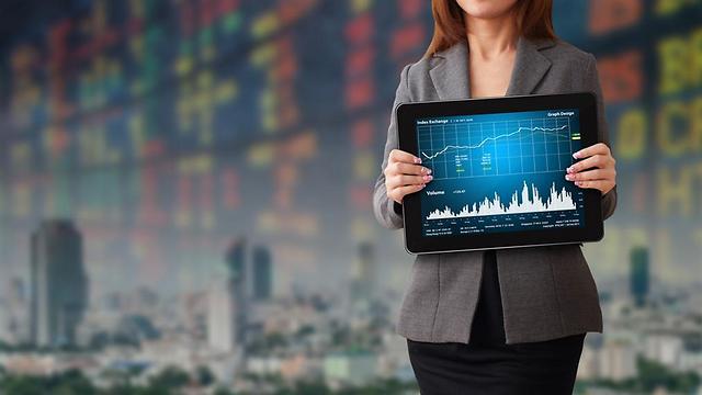 סוחר אנלוגי בעולם דיגיטלי (צילום: shutterstock)