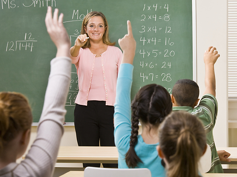 יש מקומות שבהם כיתה של 25 ילדים נחשבת ענקית (צילום: shutterstock)