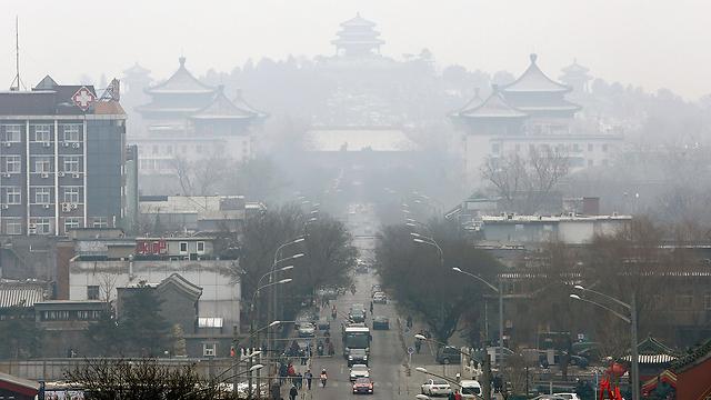 בייג'ינג  (צילום: רויטרס)