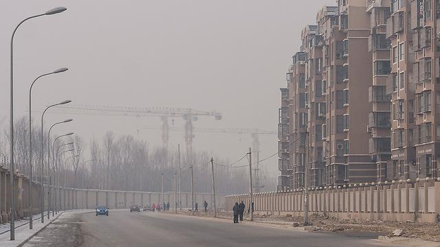 90% מהנפגעים בחוץ - במדינות המתפתחות. סין (צילום: EPA) (צילום: EPA)