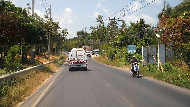 קופנגן, תאילנד (צילום: נתי חדד יחידת חילוץ והצלה קוסמוי קופנגן) (צילום: נתי חדד יחידת חילוץ והצלה קוסמוי קופנגן)
