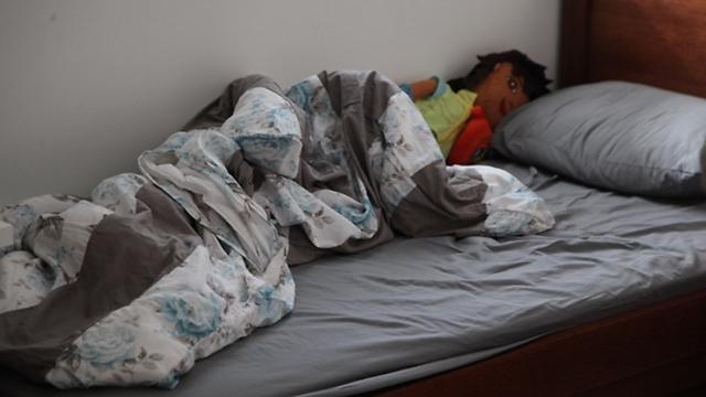 מעון של ילדים עם מוגבלויות בצהלה שנורה לפני כארבע שנים (צילום: מוטי קמחי) (צילום: מוטי קמחי)