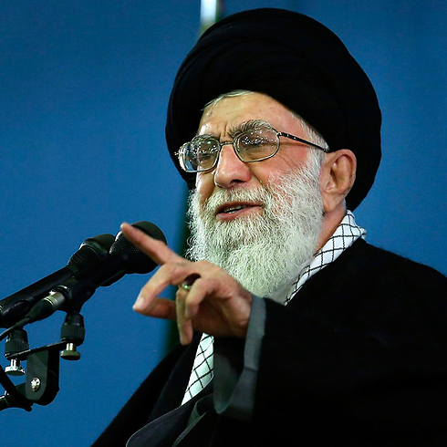 Iran's Ayatollah Khamenie has chosen to ignore renewed US military action in Iraq. (Photo: AP) (Photo: AP)