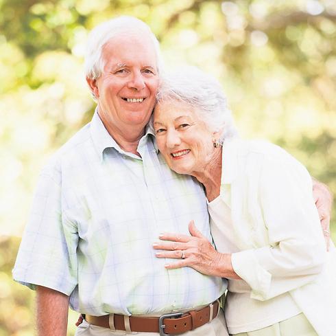 מתמודדים עם אובדן של בן זוג או של חברים (צילום: shutterstock)