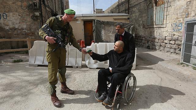 כמאל אל-עבדי. חודשים ללא הכרה (צילום: גיל יוחנן) (צילום: גיל יוחנן)