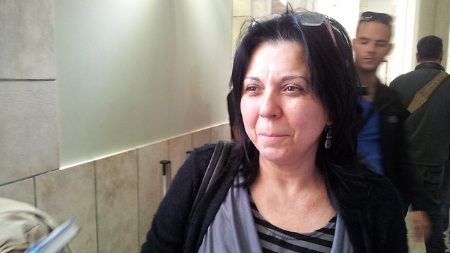 """אילנה ראדה (צילום: אחיה ראב""""ד) (צילום: אחיה ראב"""