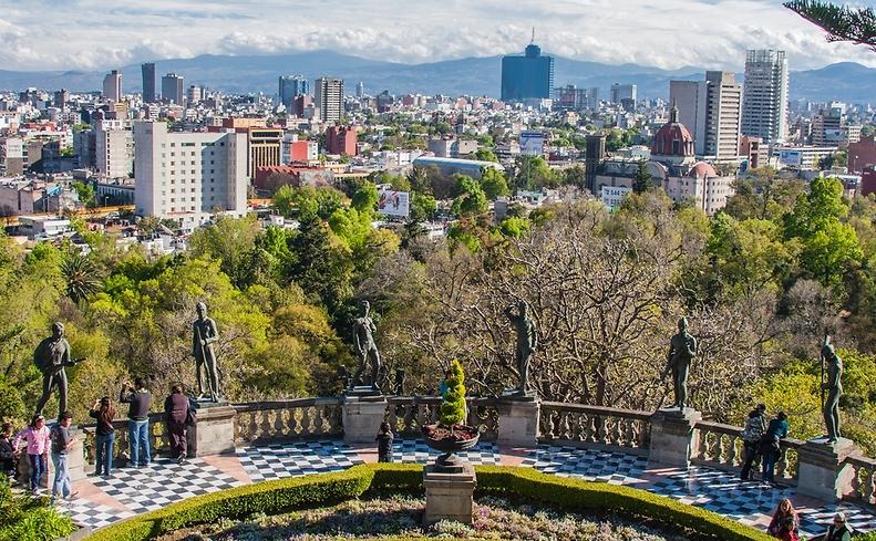 מקסיקו סיטי, מקסיקו (צילום: shutterstock)