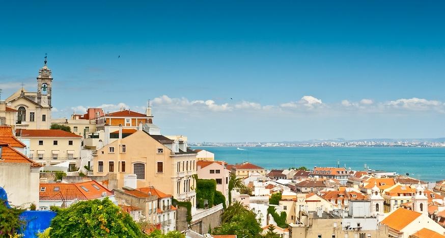 ליסבון, פורטוגל (צילום: shutterstock)