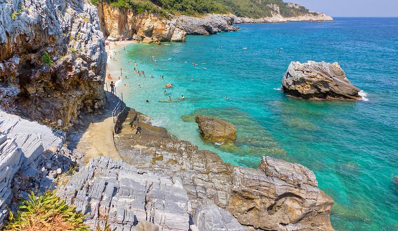 מילופוטמוס, יוון (צילום: shutterstock)