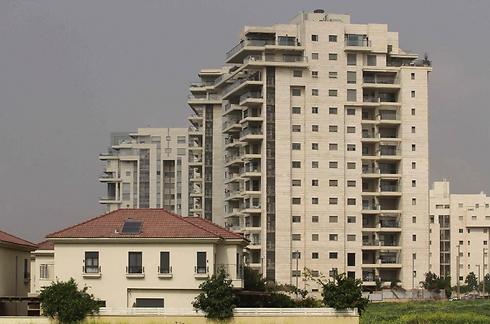 הרצליה. בין 1.66 מיליון שקלים ל-3.5 חדרים ל-2.180 מיליון שקלים לדירת גג עם 4 חדרים (צילום: עידו ארז) (צילום: עידו ארז)