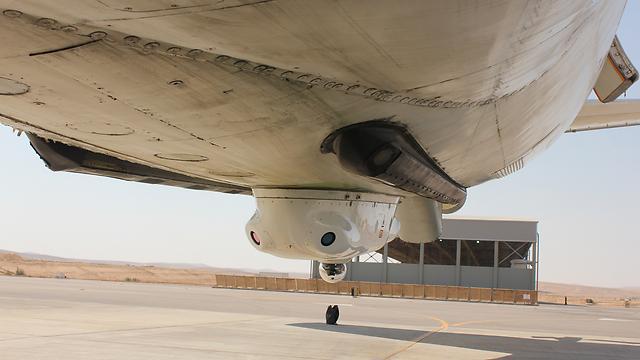 מערכת ההגנה (צילום: משרד הביטחון וחברת אלביט מערכות) (צילום: משרד הביטחון וחברת אלביט מערכות)